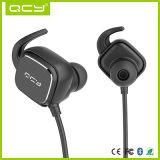 Auscultadores sem fio da música do esporte do fone de ouvido estereofónico de Qy12 Univeral Bluetooth