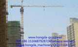 Grue à tour de groupe de Hongda 3ton à 25 tonnes