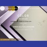 사려깊은 건물을%s 유리에 의하여 색을 칠하는 유리제 장식무늬가 든 유리 제품