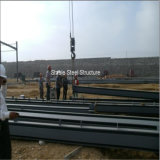 Edifícios de aço econômicos da folha do ferro da construção de aço