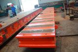 Pièce de métaux lourds de construction soudée pour l'industrie marine