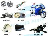 2 Bike хода 49cc супер разделяет (FS509 X7)