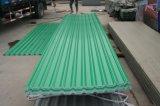 Entreprise neuve de matériau de toiture de Jieli ASP les marchés émergents