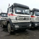 Beiben 50 톤 6X4 트레일러 헤드 (ND42601B34J)