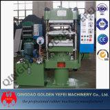 Il piatto di gomma elettrico di fabbricazione della Cina ha vulcanizzato la macchina della pressa della macchina di formatura