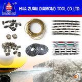 Divers outil de diamant pour le forage de polissage de meulage de découpage