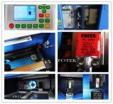 Kleine Laser-Gravierfräsmaschine des Handwerks-460