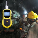 Système d'alarme portatif de gaz de benzène de NH3 de Pompe-Aspiration