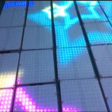 SuperSlim& hohe helle LED Digital Dance Floor Leuchte