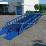 Hydraulisches bewegliches schweres Laden-bewegliche Stahlschlußteil-Rampe