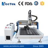 router Akg6090 do CNC do router Machine/Acrylic Mini do CNC de 3D Mini