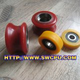 Pulleys de nylon para Door e Window