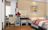 Glatte weiße hölzerne Garderobe für Hotel-Möbel (zy-022)