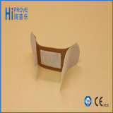 Atadura adesiva respirável impermeável descartável/emplastro coesivo de Tape/Wound