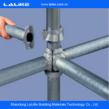 Système en acier d'échafaudage de Cuplock de qualité supérieur pour l'étayage et la plate-forme