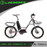 Nuevo diseño 2017 bici Pocket eléctrica de 20 pulgadas mini con el motor medio Ultrasystem Jb-Tdn31L