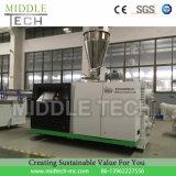 (Espulsione del tubo della plastica Machine-LDPE/PE (HDPE) /PVC del certificato) del CE/macchina &Profile di fabbricazione (fuori da/taglierina/bobina della trazione)