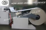 Máquina cortando de Fed da correia fotorreceptora e vincando automática de alta velocidade Flatbed (Shaftless) (FD1050*550)