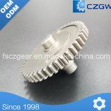 High Precision personalizada engranaje de transmisión del engranaje de fundición de maquinaria diversa