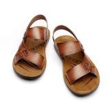 Sandalo di cuoio per l'uomo