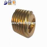 マシニングセンターによって機械で造るOEMによって機械で造られるアルミニウムまたはアルミニウムまたはたる製造人または黄銅の部品CNCの製粉の精密
