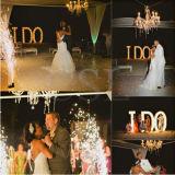 Танцевальная площадка освещения СИД влияния звезды украшения венчания