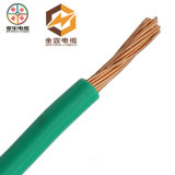 Cabo elétrico do fio de cobre do PVC do núcleo e fio UL1674 12AWG