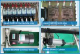 Machine automatique approuvée d'emballage en papier rétrécissable de L-Barre de la CE