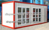 New Multilayer Design Prefabricated Light Steel Structural Container House Made em China