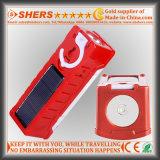 Luz Emergency solar recarregável do diodo emissor de luz com a lanterna elétrica 1W (SH-1901A)