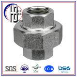 Connecteur des syndicats d'ajustage de précision de pipe modifié