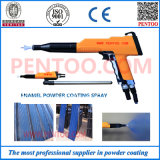 Enamel Powder Coating를 위한 사기질 Powder Spray Gun