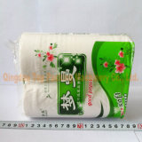 Einzelnes Roll Tissue Toilet Paper Packing Machine für Solo Packed Toilet Roll
