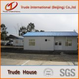 電流を通されたSteel Frame BuildingかModular/Prefab/Prefabricated House