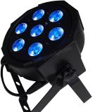 Selling caliente 7PCS10W LED PAR Lights 4 en 1 Hce001