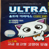 &#160 ; Nouveaux produits chauds de litière du chat de bentonite de bille