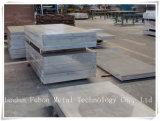 Am meisten benutzte 5052, 5083, starke Aluminiumplatte des heißen Walzen-5086