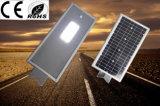 12W Bridgelux LED Wind-Straßen-Solarlichter