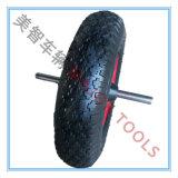 Колесо 16 дюймов резиновый раздувное; Пневматическое колесо; Колесо автомобиля сада