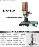 20kHz van Frequentie en de Hete Machine van het Lassen van de Verkoop Ultrasone Plastic