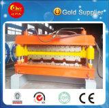 低価格の二重層カラー鋼鉄形成機械