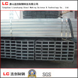 Горячее Dipped Galvanized Rectangular Steel Pipe для Structure Use