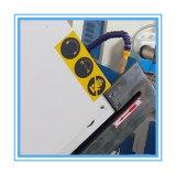 High-Efficiency вырезывание увидело для профиля PVC