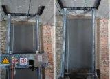 خداع حارّ آليّة جدار إسمنت جير لصوق صورة زيتيّة آلة لأنّ بناية