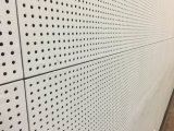 El estudio de grabación para perforadas paneles acústicos absorbentes del sonido