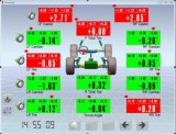Выравнивание колеса/автоматического ремонта выравнивание колеса выравнивания System/3D инструменты/колесо