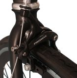 24V 200Wの2つのシートが付いている電気自転車山のE自転車