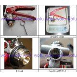 válvula del extintor del ABC 4-6-10kg