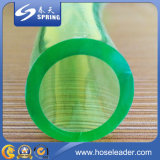 Tube de niveau transparent flexible de PVC de plastique