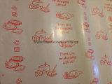 Nahrungsmittelgrad PET überzogenes Nahrungsmittelverpackungs-Papier